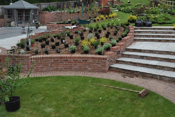 Garden Designer Hampshire Martyn Gingell Case Studies Cool Garden Designers Hampshire Design